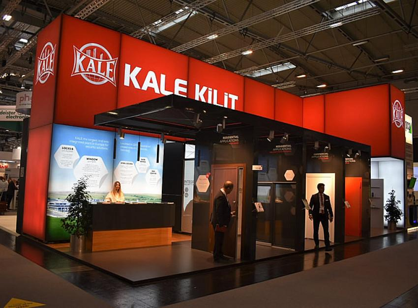 Kale Kilit Security Essen 2018'de